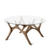 tables, furniture, interior-design, MOOSE COFFEE TABLE | WALNUT - moose mama walnut fs 3700 100x100