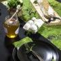 , MOSS TABLE RUNNER - runner placemat moss 02 90x90