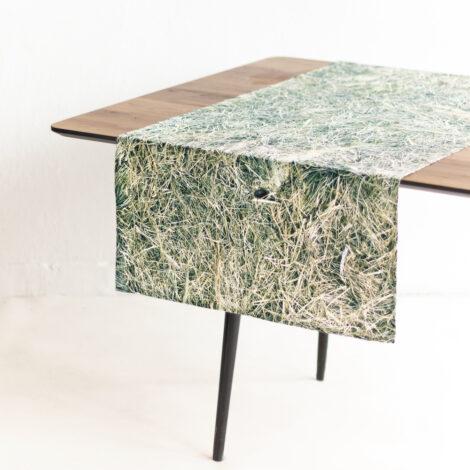 wohntextilien, wohnen, tischdecken, hochzeitsgeschenke, HEU TISCHLÄUFER - table runner packshot H 470x470
