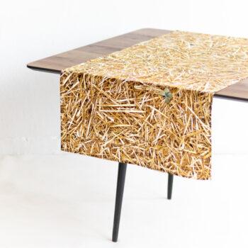 home-fabrics, wedding-gifts, interior-design, bed-linen, HAYKA STRAW BED LINEN - table runner packshot S 350x350