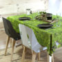 , MOSS TABLECLOTH - tablecloth moss 031 90x90