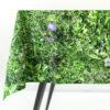 wohntextilien, wohnen, tischdecken, ALPENWIESE TISCHDECKE - tablecloth packshot AM 100x100