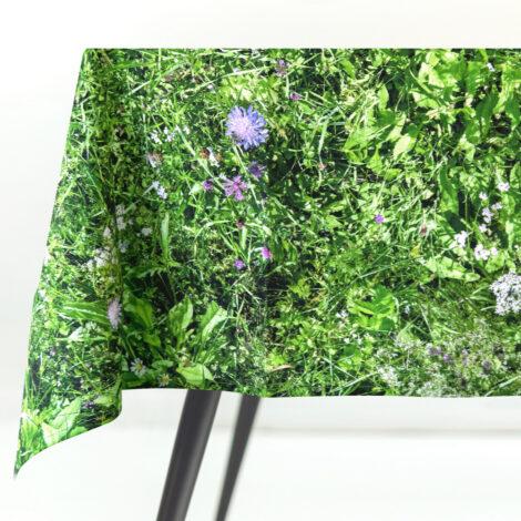 wohntextilien, wohnen, tischdecken, ALPENWIESE TISCHDECKE - tablecloth packshot AM 470x470