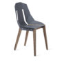 , DIAGO CHAIR | WALNUT - diago basic walnut blue grey fs 3700 90x90