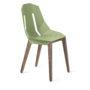 , DIAGO STUHL | WALNUSS - diago basic walnut mint green fs 3700 90x90