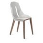, DIAGO CHAIR | WALNUT - diago basic walnut white grey fs 3700 90x90