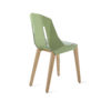 chairs, furniture, interior-design, FELT DIAGO CHAIR - diago felt oak mint bs 100x100