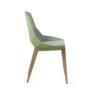 chairs, furniture, interior-design, FELT DIAGO CHAIR - diago felt oak mint sd 100x100