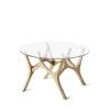 tables, furniture, interior-design, MOOSE COFFEE TABLE - moose baby oak fs 3700 100x100