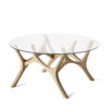 tables, furniture, interior-design, MOOSE COFFEE TABLE - moose mama oak fs 3700 100x100
