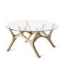 , MOOSE COFFEE TABLE | OAK - moose mama oak fs 3700 90x90