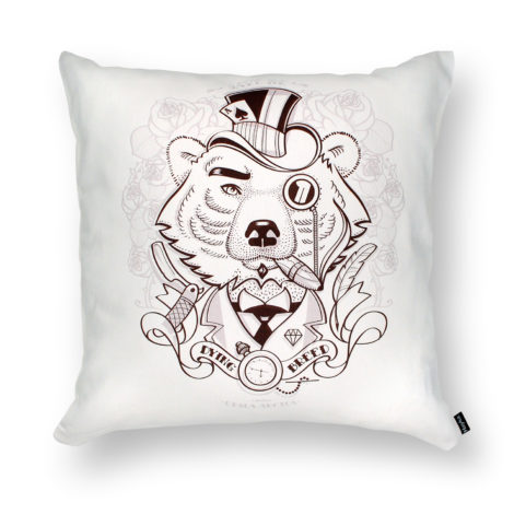 , ADMIRABLE BEAR PILLOW - DB bear packshot 470x470