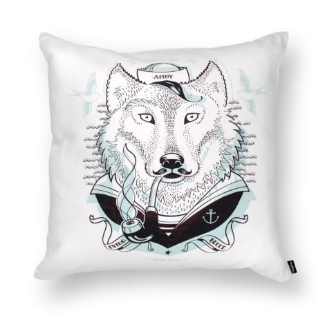 , SEA WOLF PILLOW - DB wolf packshot 470x470