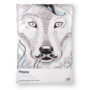 , SEA WOLF PILLOW - DB wolf pillowcase package 90x90