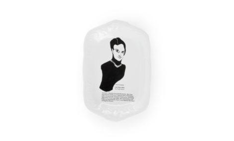 porcelain_and_ceramics, plates, newsletter-special-en, interior-design, PORCELAIN TRAY GREAT INVENTORS - Great Inventors tacka 470x284