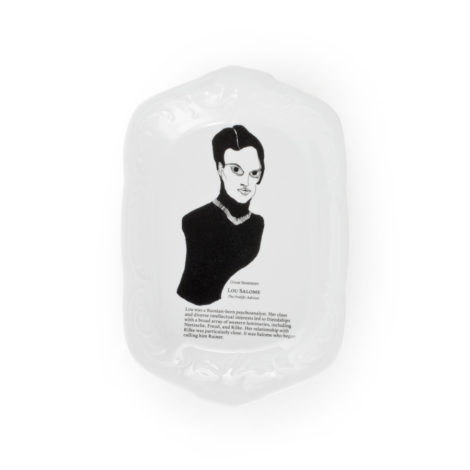 , PORCELAIN TRAY GREAT INVENTORS - Great Inventors tacka 470x470