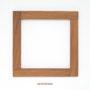 , FRAME HANNYA - afromosia frame no 15394 1 90x90