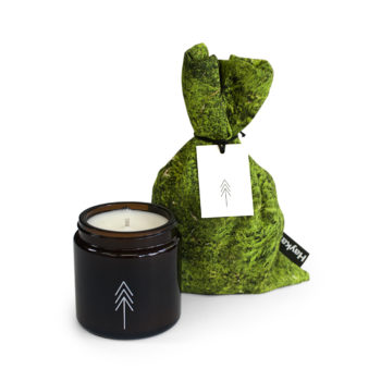 , FOREST - SCENTED SOY CANDLE - candle forest packshot 350x350