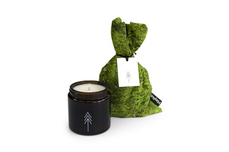 home-accessories, interior-design, candles, FOREST - SCENTED SOY CANDLE - candle forest packshot 470x313