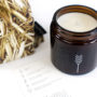 , SUMMER - SCENTED SOY CANDLE - candle summer closeup 90x90