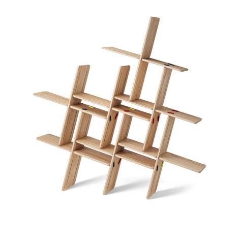 furniture, racks, interior-design, SHELF DYNKS | OAK - dynks 7x oak fs 30 lowres 470x470
