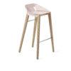stools, furniture, interior-design, DIAGO BAR STOOL OAK - hoker diago basic 75 oak NCS S1515 R fs 100x100