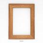 , FRAME KOI - iroko frame no 15336 3 90x90