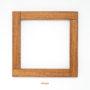 , FRAME HANNYA - iroko frame no 15387 3 90x90