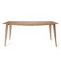 , MACIEK RECTANGULAR TABLE | 175CM - maciek fi175 oak fr 90x90