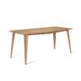 , MACIEK RECTANGULAR TABLE | 175CM - maciek fi175 oak fs 90x90