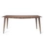 , MACIEK RECTANGULAR TABLE | 175CM - maciek fi175 walnut fr 90x90