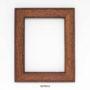 , FRAME KOI - merbau frame no 15348 3 90x90