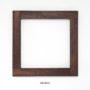 , FRAME HANNYA - merbau frame no 15385 3 90x90