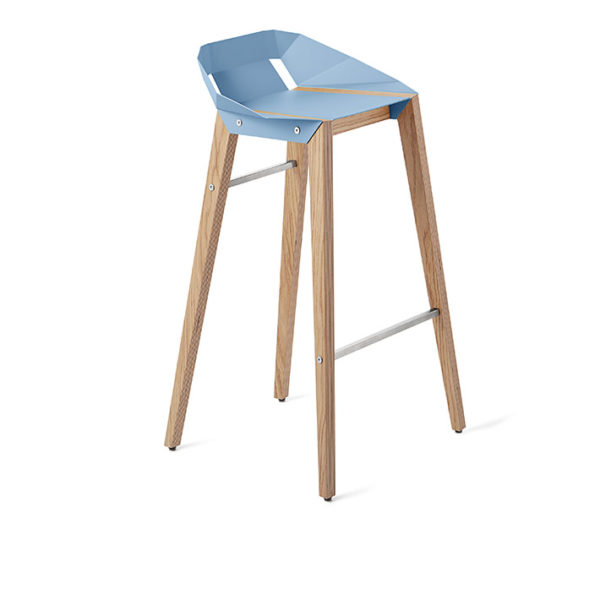 DIAGO BAR STOOL | OAK