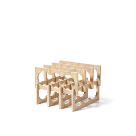 home-accessories, wine-racks, wedding-gifts, interior-design, WINE RACK WINIO - winio oak fs lowres 470x470