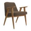 sessel, mobel, wohnen, greenery, SESSEL 366 VELVET - 366 Concept 366 Armchair W02 Velvet Taupe 100x100