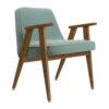 sessel, mobel, wohnen, greenery, SESSEL 366 VELVET - 366 Concept 366 Armchair W03 Velvet Mint 100x100