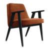 sessel, mobel, wohnen, greenery, SESSEL 366 VELVET - 366 Concept 366 Armchair W04 Velvet Sierra 100x100