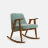 sessel, mobel, wohnen, schaukelstuehle, SCHAUKELSTUHL 366 VELVET - 366 Concept 366 Rocking Chair W03 Velvet Mint 100x100