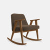sessel, mobel, wohnen, schaukelstuehle, SCHAUKELSTUHL 366 VELVET - 366 Concept 366 Rocking Chair W03 Velvet Taupe 100x100