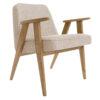 sessel, mobel, wohnen, SESSEL 366 EASY CHAIR LOFT - 366 Concept   366 armchair   Loft 02 Sand   Dark Oak 100x100