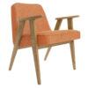 sessel, mobel, wohnen, SESSEL 366 EASY CHAIR LOFT - 366 Concept   366 armchair   Loft 06 Mandarin   Dark Oak 100x100