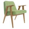 sessel, mobel, wohnen, SESSEL 366 EASY CHAIR LOFT - 366 Concept   366 armchair   Loft 07 Olive   Dark Oak 100x100