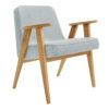 sessel, mobel, wohnen, SESSEL 366 EASY CHAIR TWEED - 366 Concept   366 armchair   Tweed 03 Mentos   Oak 100x100
