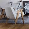 sessel, mobel, wohnen, SESSEL 366 EASY CHAIR TWEED - 366 Concept   366 armchair   Tweed 07 Beige   Mood 100x100