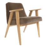 sessel, mobel, wohnen, SESSEL 366 PLUS VELVET - 366 Concept   366 armchair   Velvet 02 Taupe   Oak 150x150