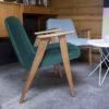 sessel, mobel, wohnen, SESSEL 366 PLUS VELVET - 366 Concept   366 armchair   Velvet 21 Ocean   mood 100x100