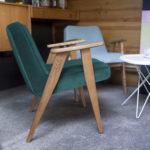 sessel, mobel, wohnen, SESSEL 366 PLUS VELVET - 366 Concept   366 armchair   Velvet 21 Ocean   mood 150x150