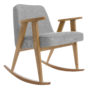, 366 ROCKING CHAIR LOFT - 366 Concept   366 rocking chair   Loft 04 Grey   Dark Oak 90x90