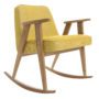 , 366 ROCKING CHAIR LOFT - 366 Concept   366 rocking chair   Loft 05 Mustard   Dark Oak 90x90
